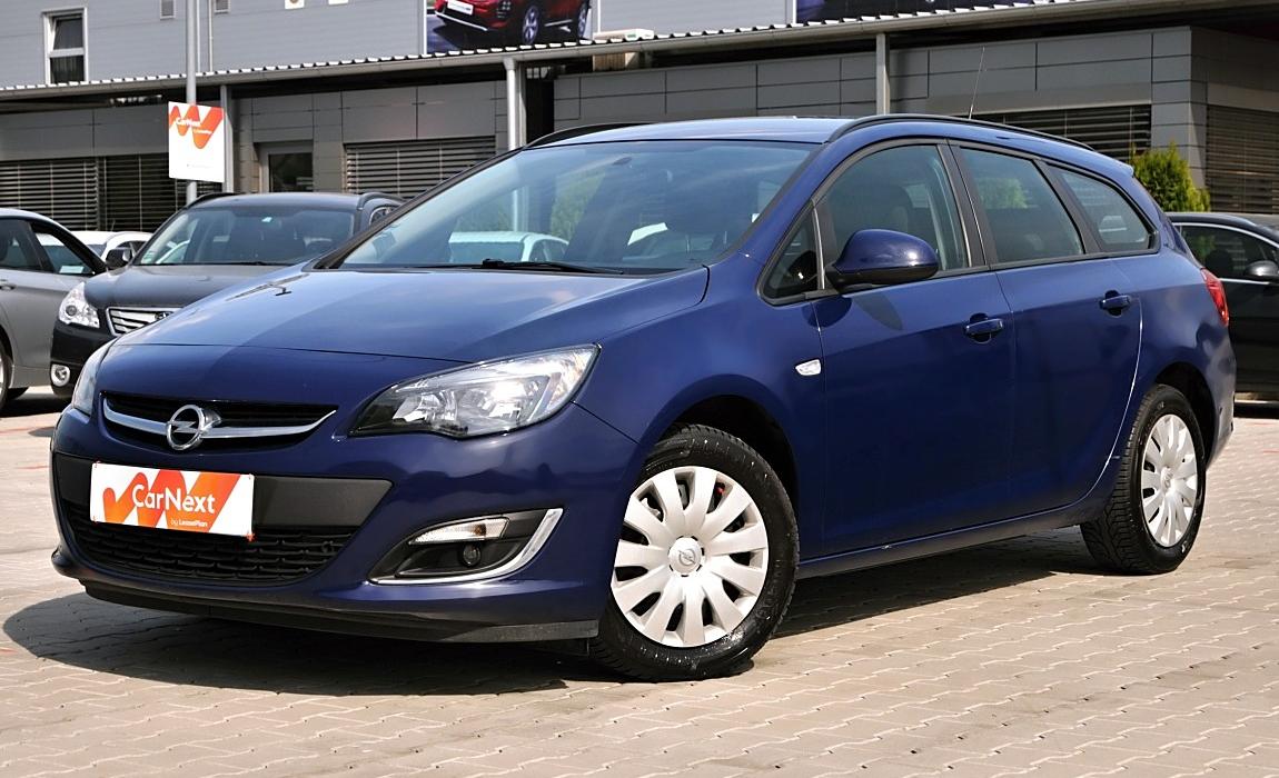 Opel Astra 1.4 Turbo 88kw Enjoy 1