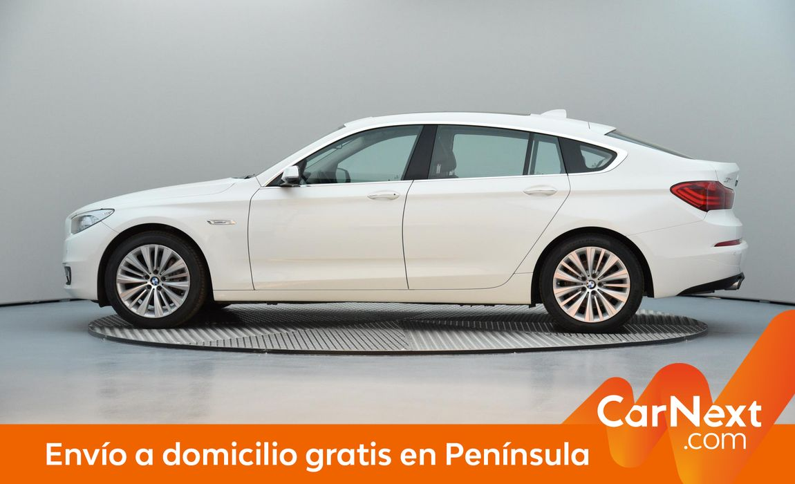 BMW 5 0d Gran Turismo