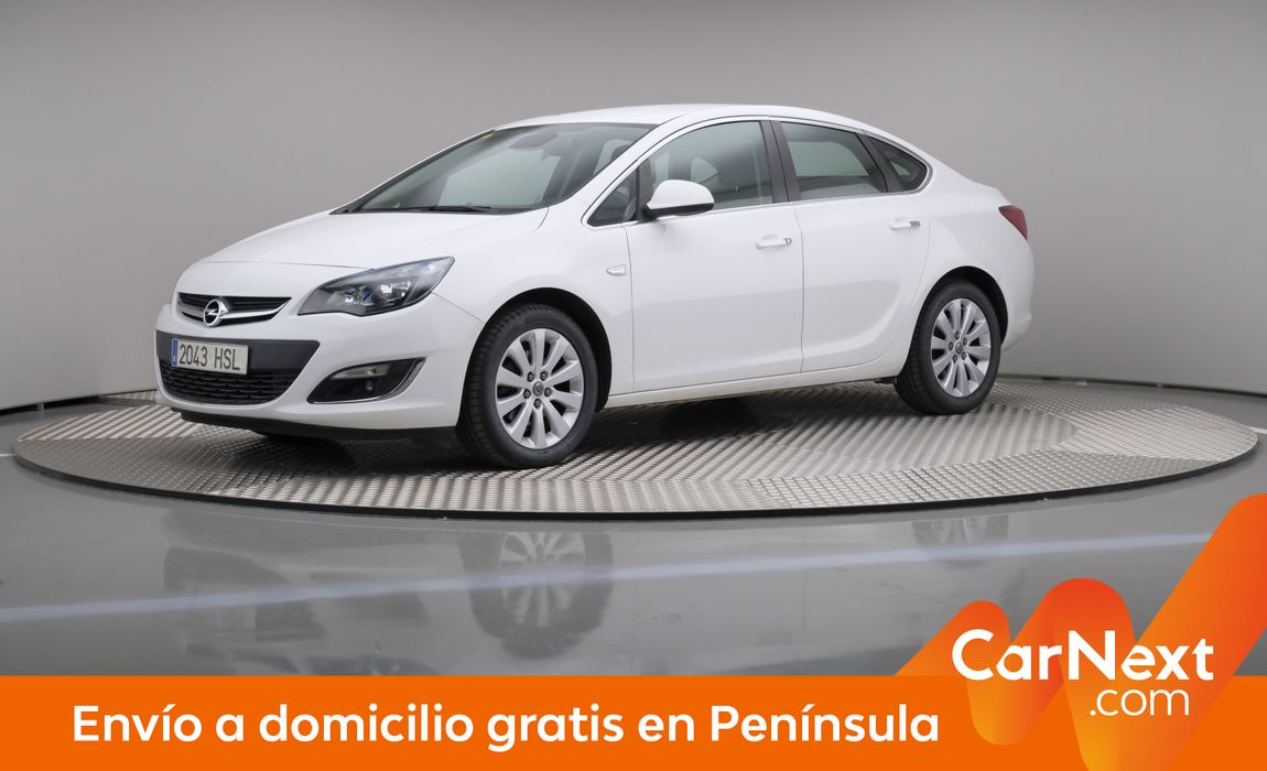 OPEL ASTRA 1.7 Cdti Excellence