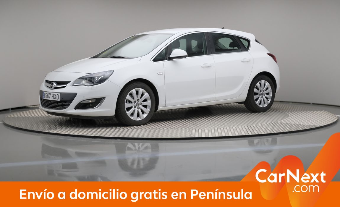 OPEL ASTRA 2.0CDTi Excellence Aut. 165