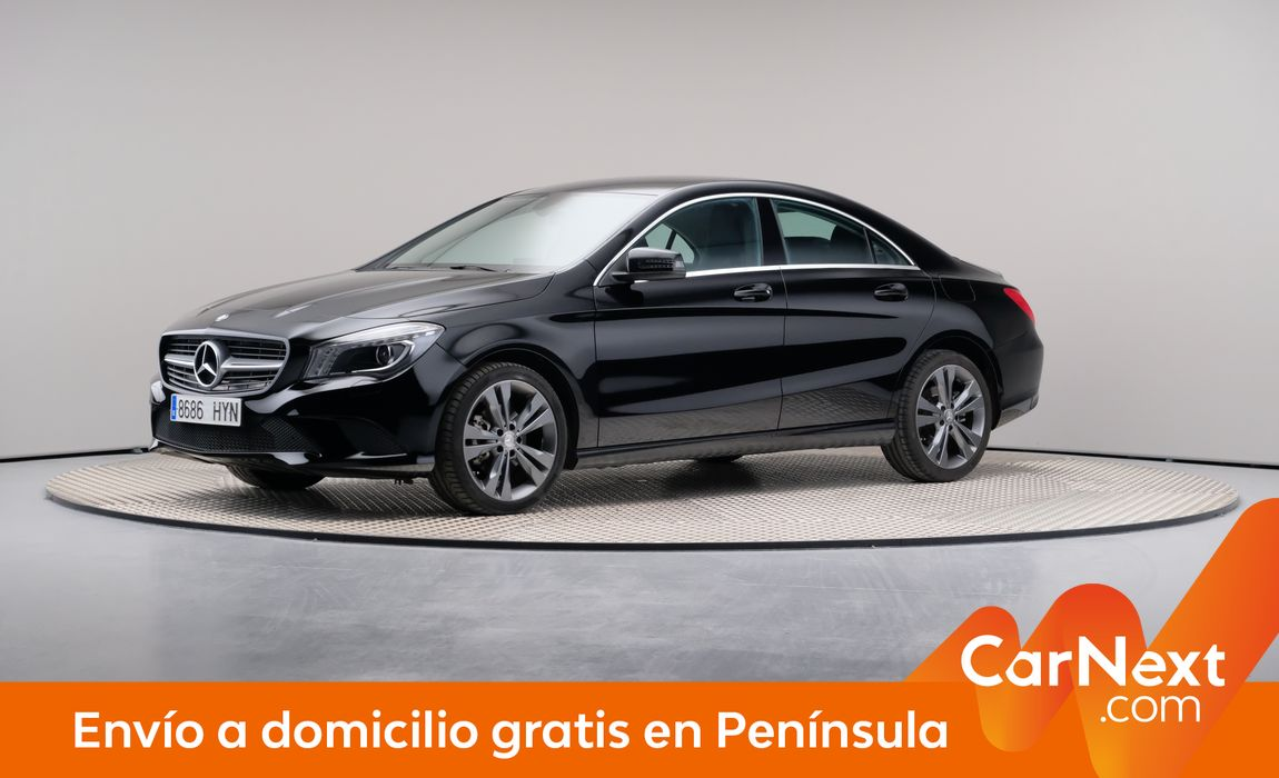 MERCEDES-BENZ CLA 200CDI