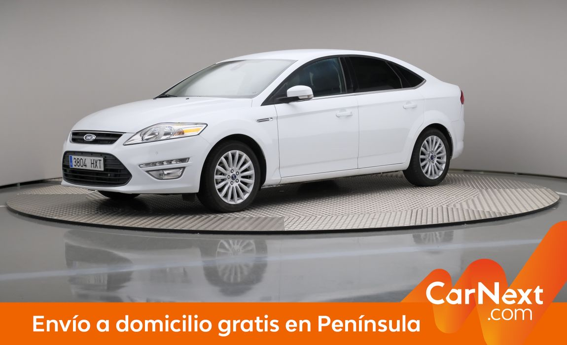 FORD MONDEO 2.0TDCi Limited Edition 140