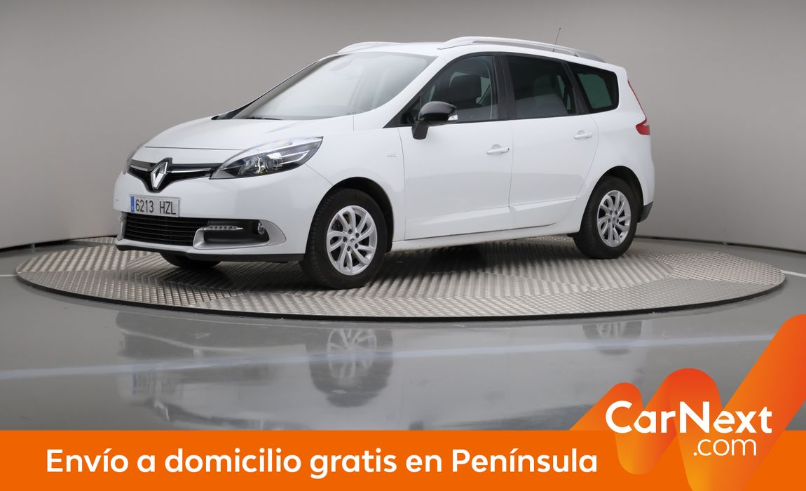 RENAULT GRAND SCéNIC G.Scénic 1.5dCi Energy Limited