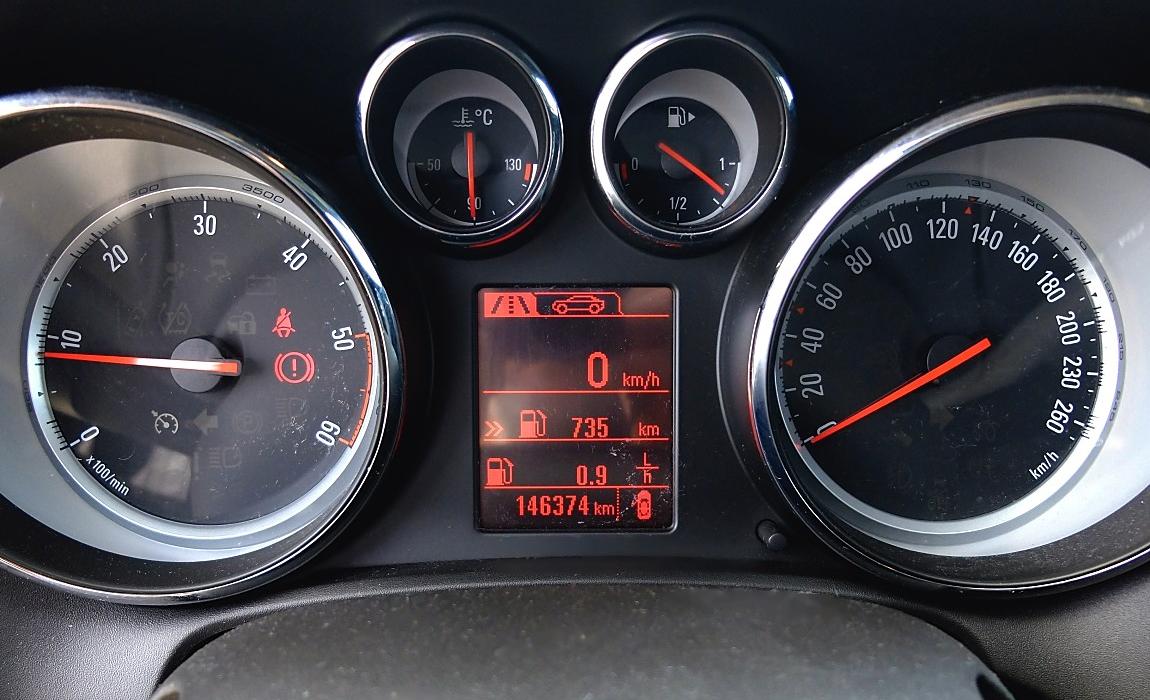 Opel Astra 2.0 Cdti Ecotec 121kw Cosmo 8