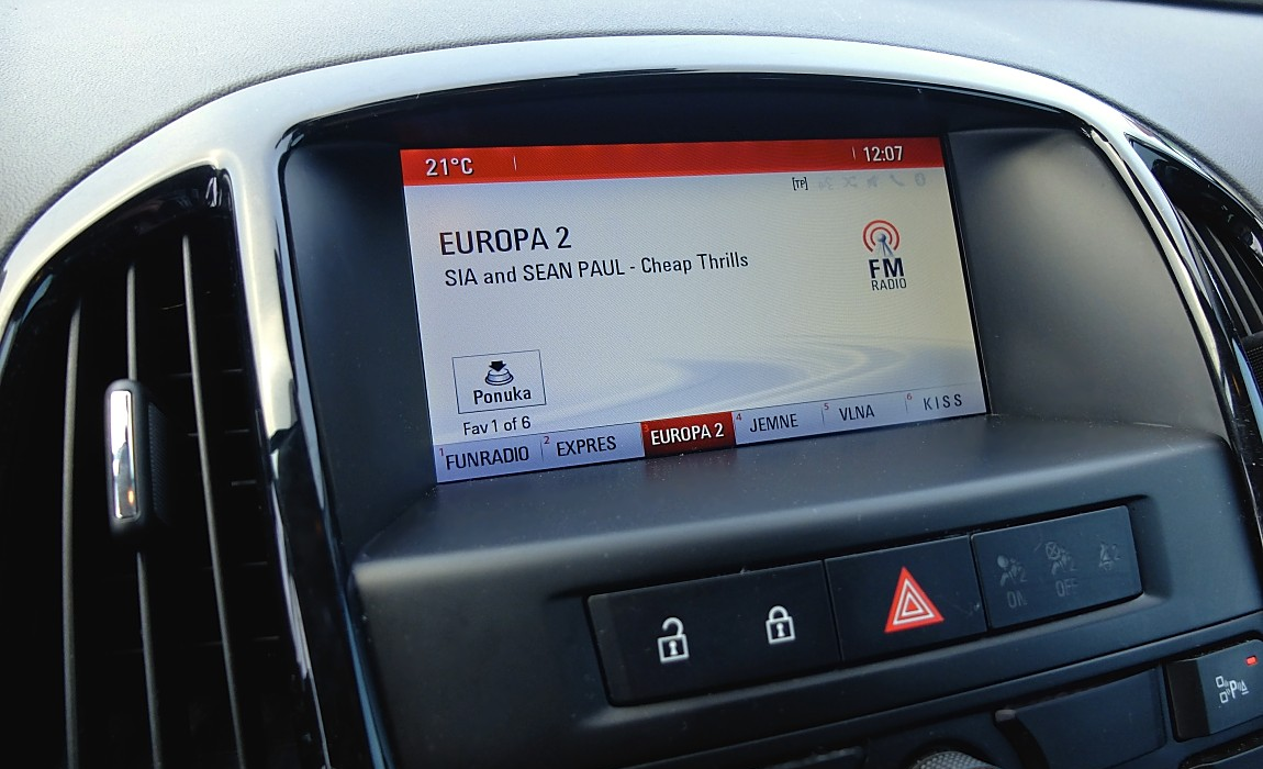 Opel Astra 2.0 Cdti Ecotec 121kw Cosmo 7