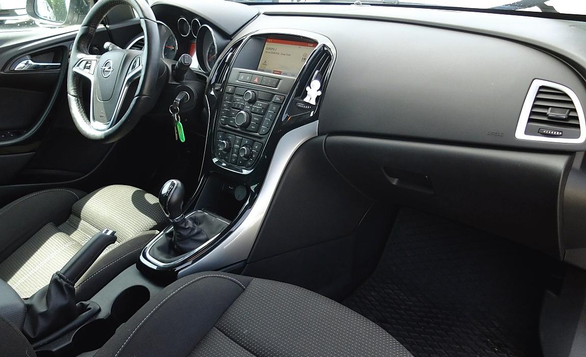 Opel Astra 2.0 Cdti Ecotec 121kw Cosmo 5