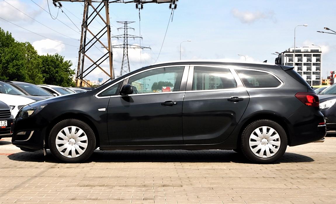 Opel Astra 2.0 Cdti Ecotec 121kw Cosmo 3