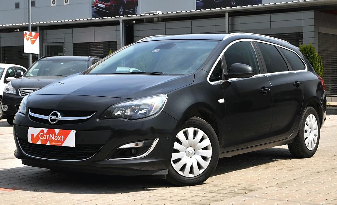 Opel Astra 2.0 Cdti Ecotec 121kw Cosmo 1