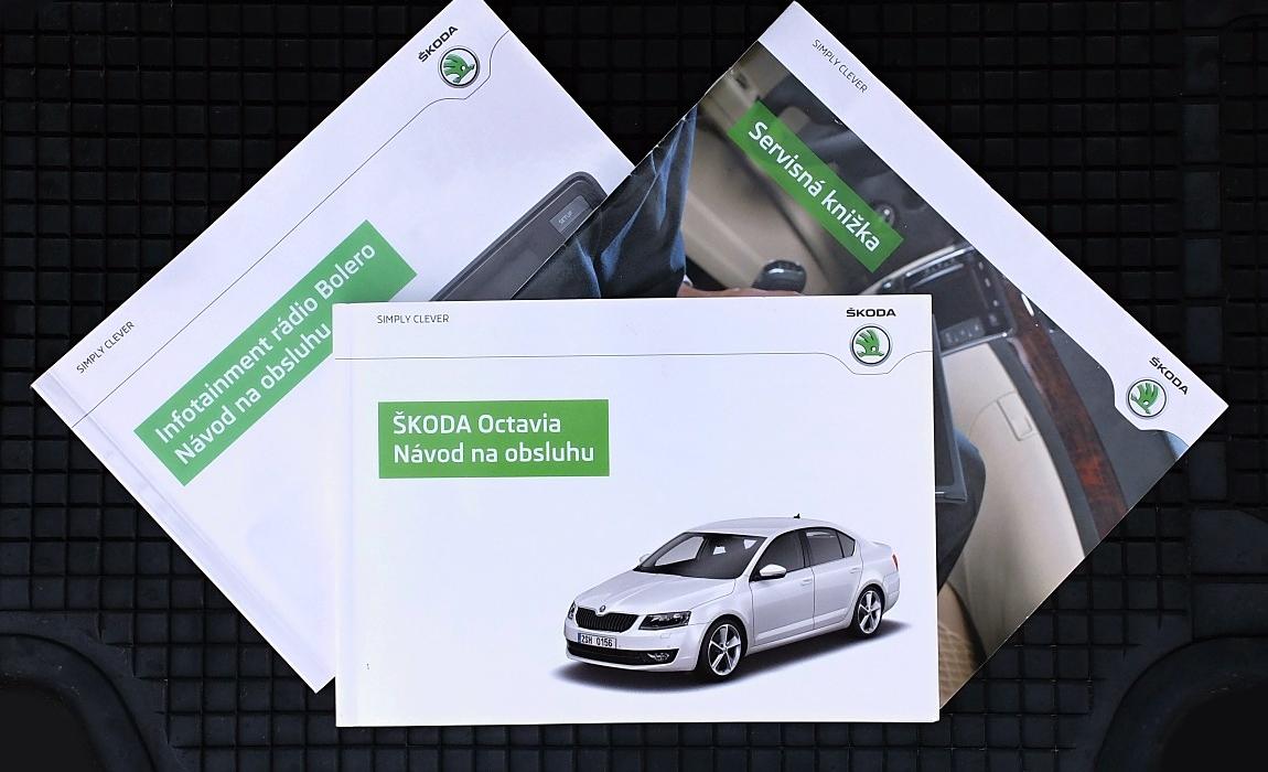 Skoda Octavia 2.0 Tdi Cr Dpf 150 K Business 11